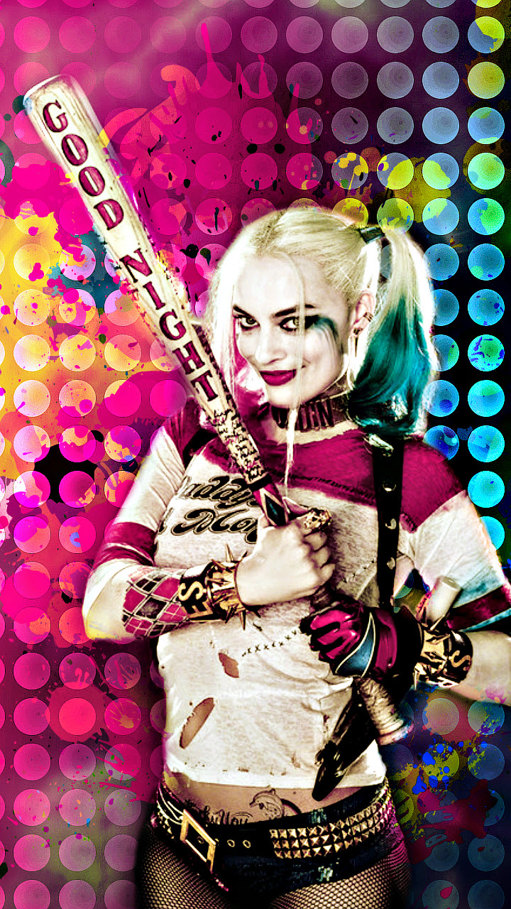 Phone And Pc Wallpapers Made Por Me Suicide Squad Wallpaper