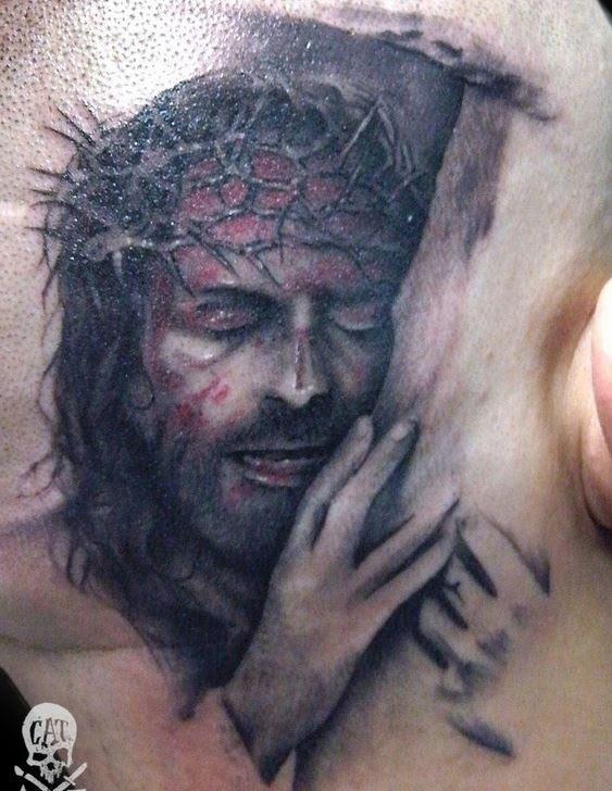 50 Jesus Tattoos For The Faith Love Sacrifices And Strength