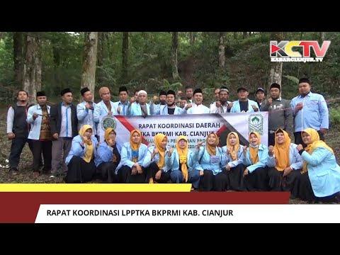 Rapat Koordinasi LPPTKA BKPRMI Kab. Cianjur