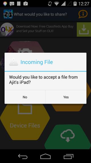 Cara transfer / kirim kontak dari iPhone, iPad, iPod Touch ke Android tanpa kabel USB