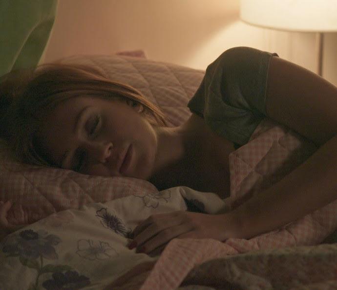 Eliza sonha com Jonatas após o sequestro (Foto: TV Globo)