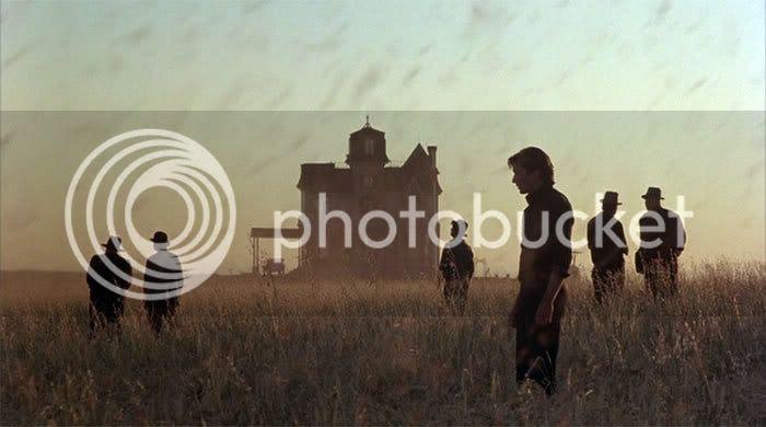 'Days of Heaven', de Terrence Malick, com fotografia de Néstor Almendros