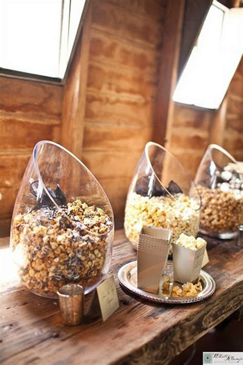 30 Trendy Wedding S'more, Cookies & Milk Bar Ideas   Deer