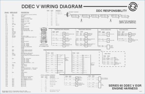 Detroit Diesel Dde 2 Wiring Schematic