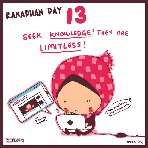 Knowledge....limitless!!
