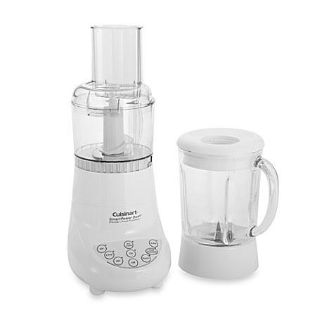 Cuisinart® Smart Power Duet™ Blender/Food Processor ...