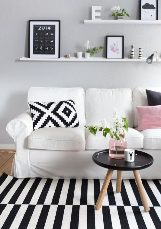 29 Awesome IKEA Ektorp Sofa Ideas For Your Interiors ...