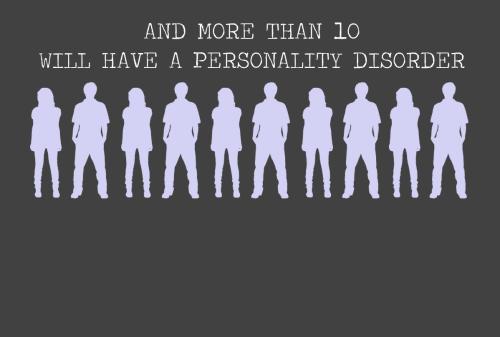 Trastorns intel·lectuals... tan lluny... tan a prop... més de 10 tenen desordres de personalitat