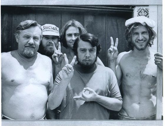 Harrison Ford, de carpintero hace 45 años