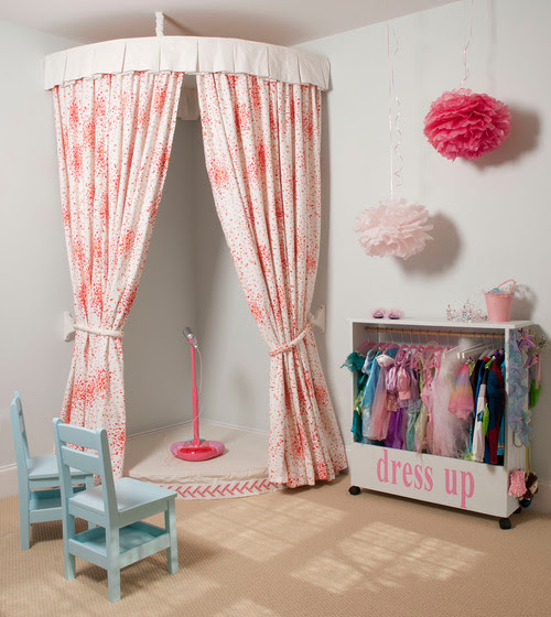 Interior design Inspiration for Girls Room | Live Love in the Home