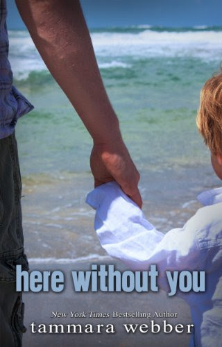 Here Without You (Between the Lines #4) by Tammara Webber