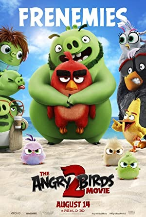 Download The Angry Birds Movie 2 (2019) {Hindi-English} HDTS 480p [350MB] || 720p [750MB]