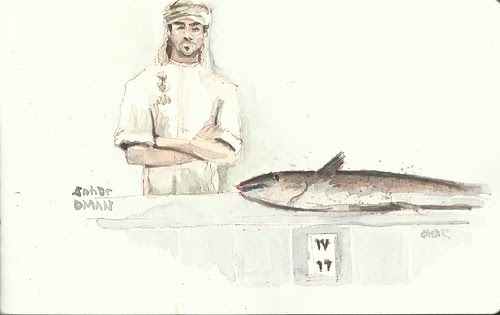 at the Fish Market01