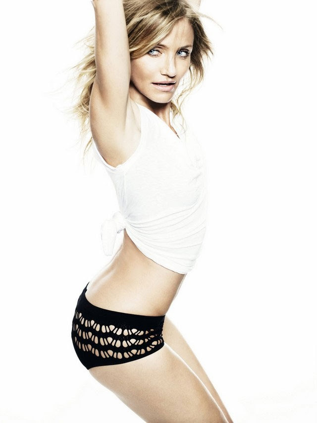 Cameron Diaz workout and diet routine - Fitness freak 24