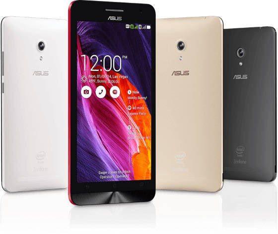 Celular ASUS Zenfone 6 melhores smartphones custo benefício 2015 - Android