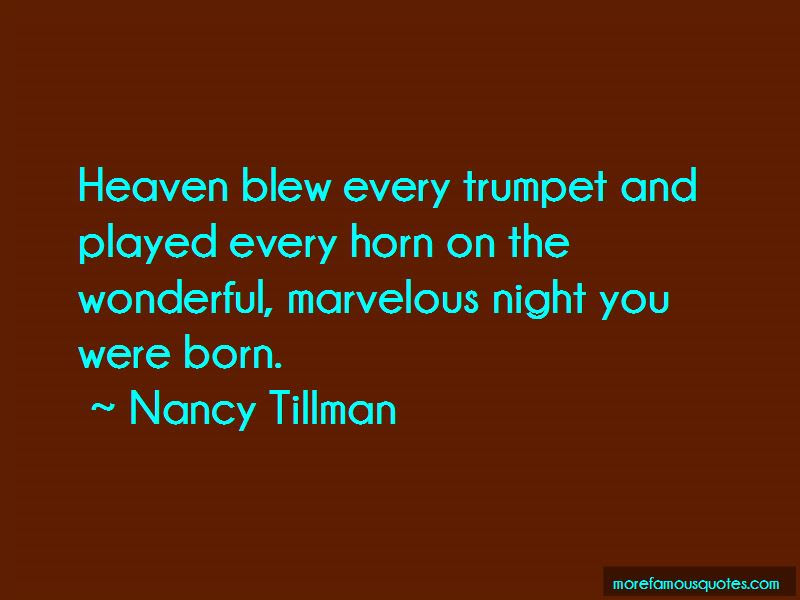 Night You Were Born Quotes Top 49 Quotes About Night You Were Born