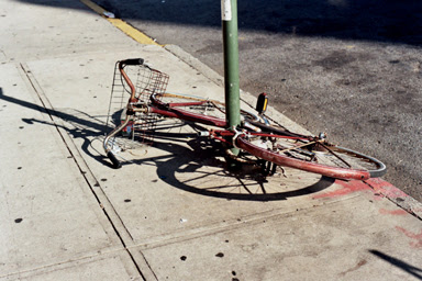 bike in brooklyn