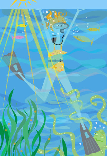(love) under the sea