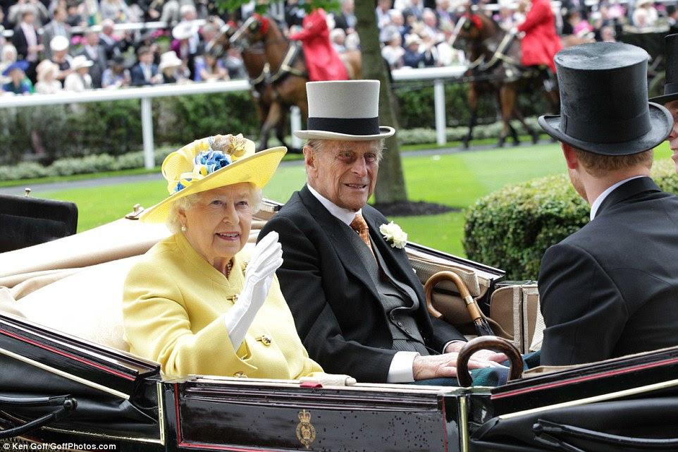 Royal Ascot - dzień I + więcej.