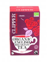 Clipper - English Breakfast Tea