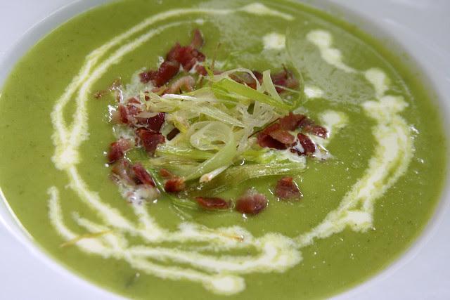 Sopa de Puerros y Verdeo 122