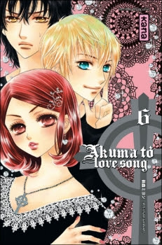 Couverture Akuma to Love Song, tome 06