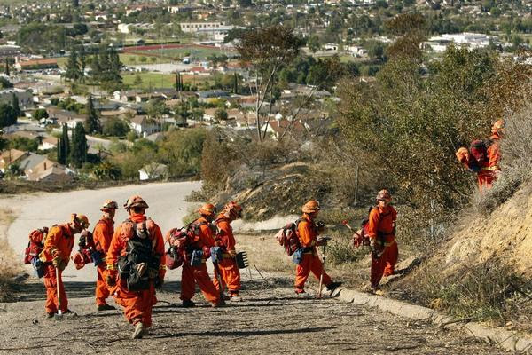 Cal Fire staffing