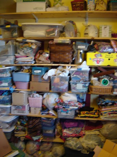 Jan 1 Fabric Storage area