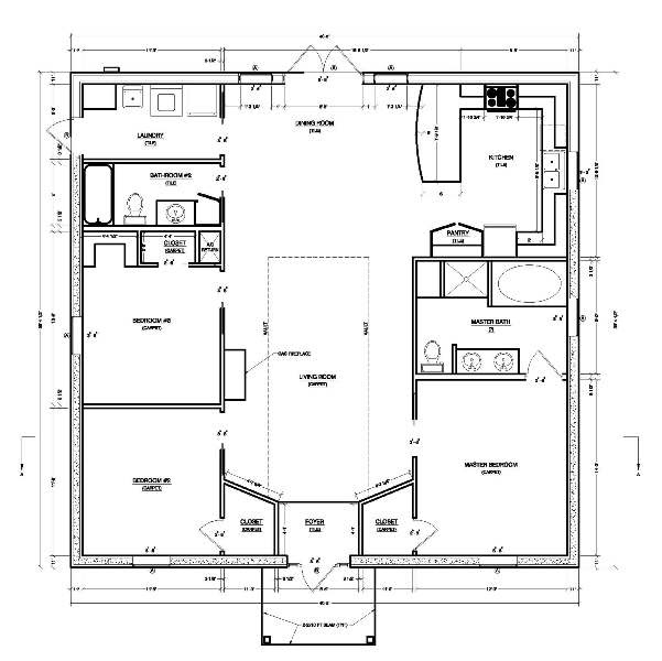 House plans: Learn more about Wise Home Design\u002639;s house