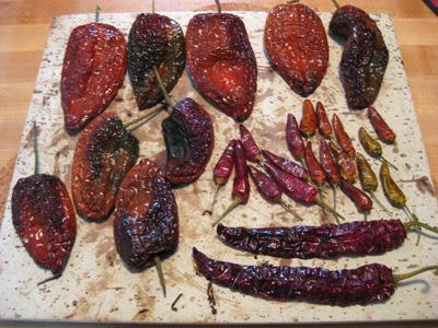 chili drying 2