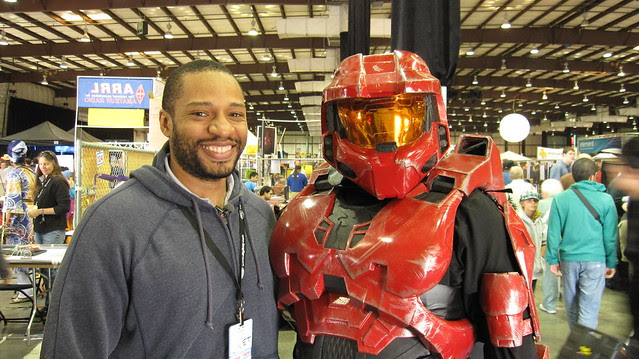 Eric and Master Chief