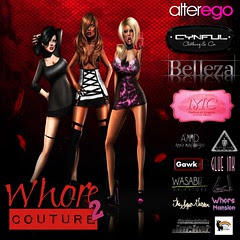 Whore Couture is Back !