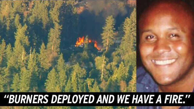 Click here to read Cops Accused of Starting Fire as Charred Body Found in 'Dorner' Cabin