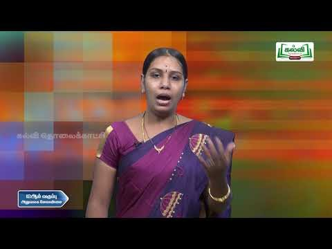 12th Office Management Coordination and Direction Part 2 Kalvi TV