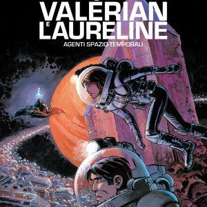 Valerian e Laureline agenti spazio-temporali