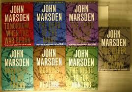 The Tomorrow Series by John Marsden