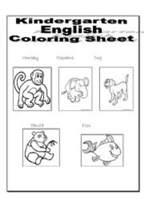 english teaching worksheets  animals