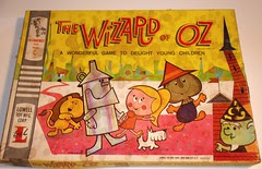 The Wizard of Oz Lowell game