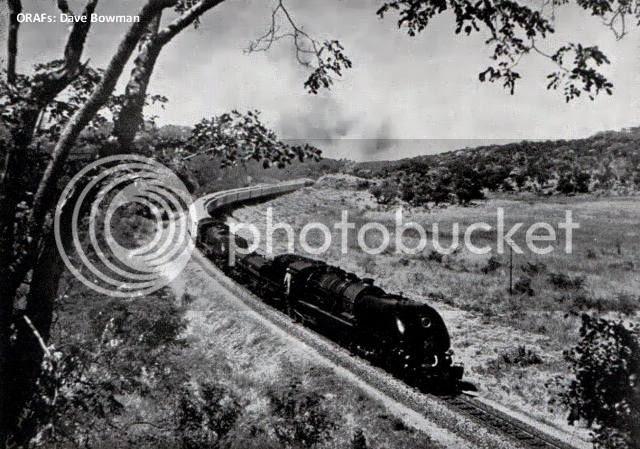 The Kings Train 1947