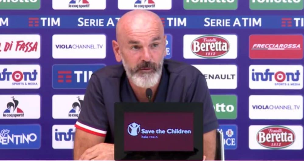 Acf Fiorentina Ha Ricevuto Le Dimissioni Del Mister Stefano Pioli