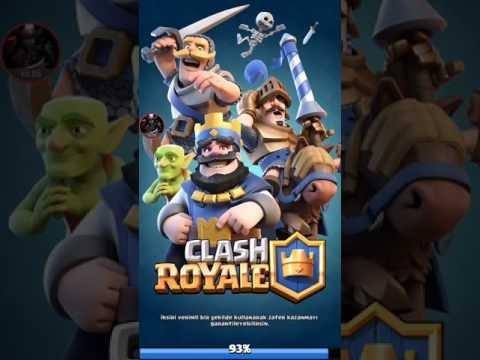 Ağır Kartlar Yaramadı - Clash Royale