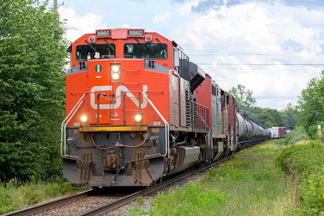 Kansas City Southern terminates deal with CN, opting to merge with CP Rail
