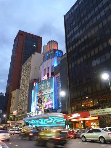 Teatro Opera, Buenos Aires