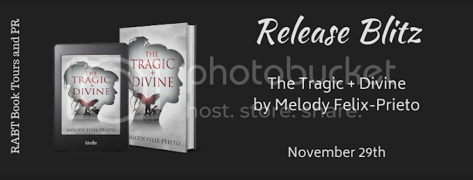 The Tragic + Divine Release Blitz
