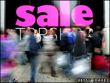 High Street sale (Getty Images)