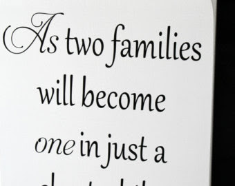 Quotes About Joining Two Families 21 Quotes
