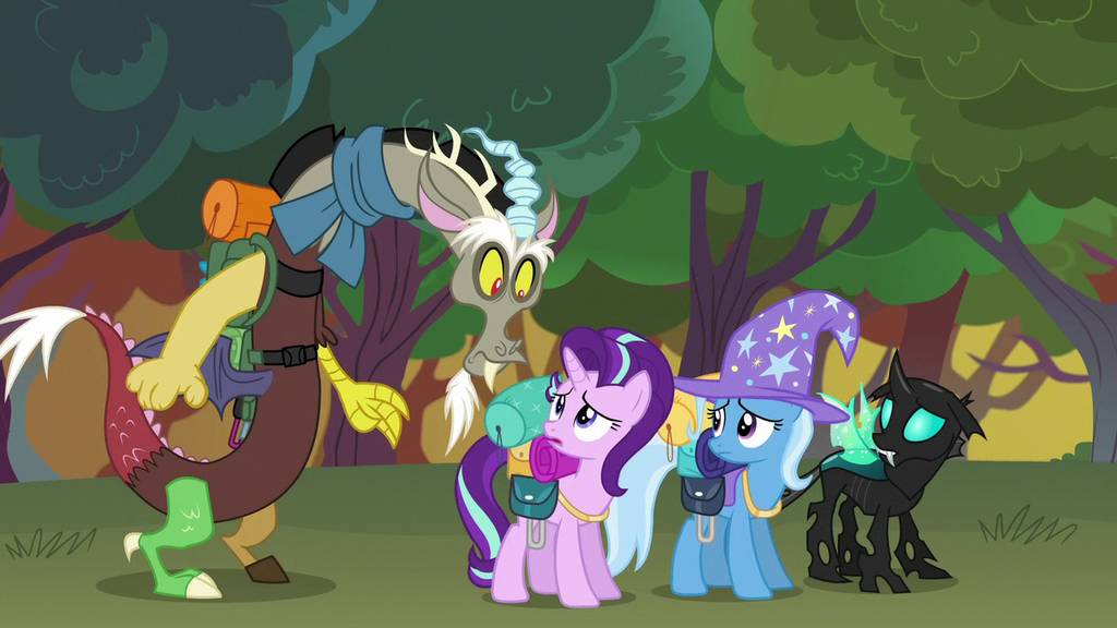 MLP FiM Season 6 (To Where and Back Again) by Hendro107 on