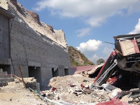 Hình ảnh Hải Phòng: Sập tường lò vôi, 3 người chết số 1