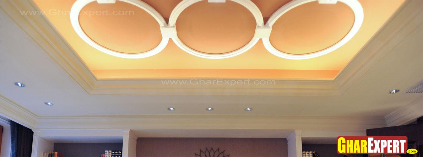 Pop Ceiling Design For Drawing Room Gharexpert
