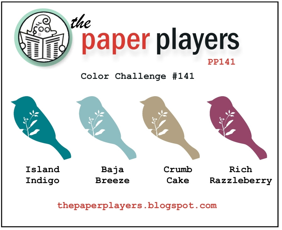 Paper Players #141 Color 4-14-2013